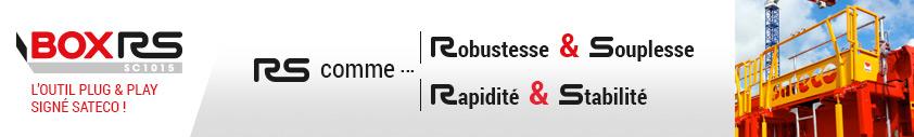 RS comme robustesse & Souplesse, Rapidité et Stabilité
