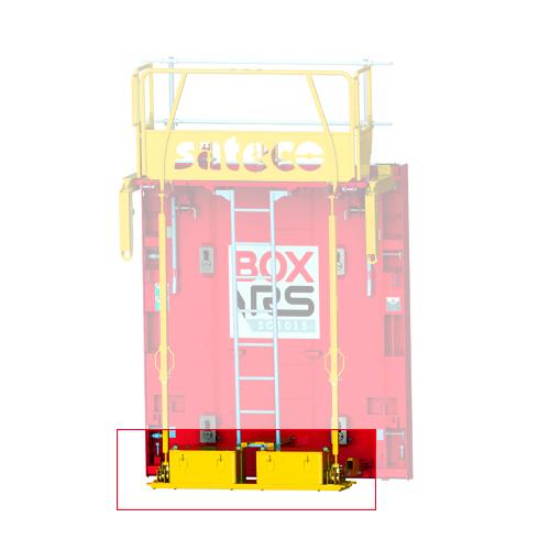 BANCHE SC 1015 BOX RS : Lest de stabilité