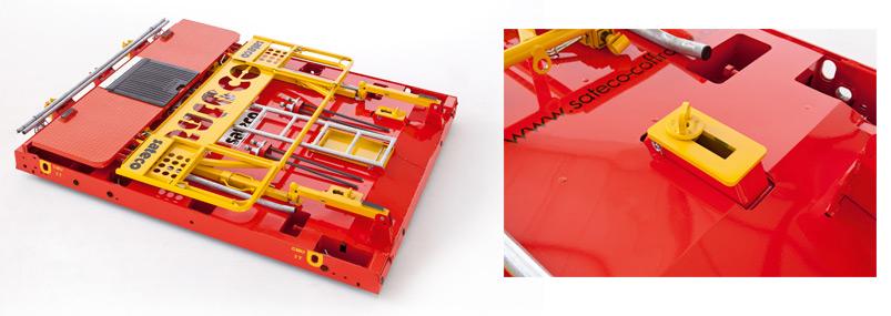 BANCHE SC 1015 BOX : Robuste et innovante