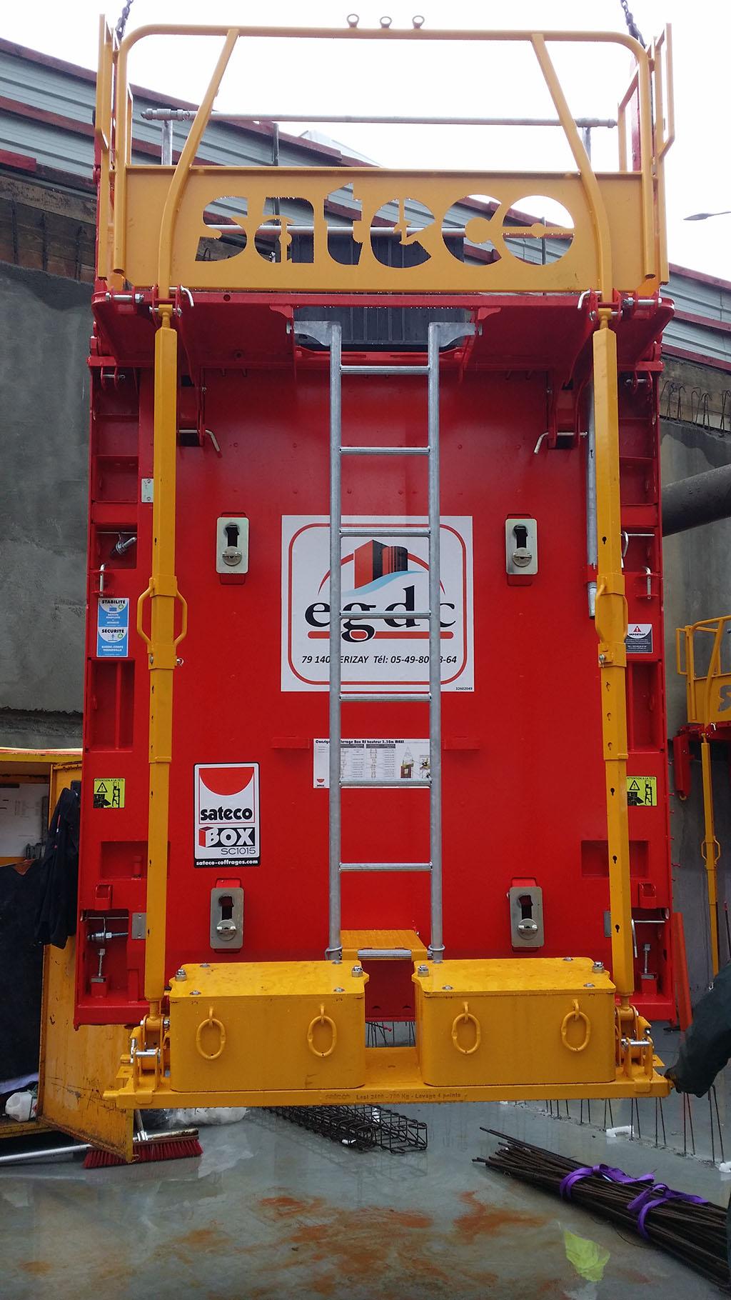 Banche SC 1015 BOX RS - CHANTIER EGDC