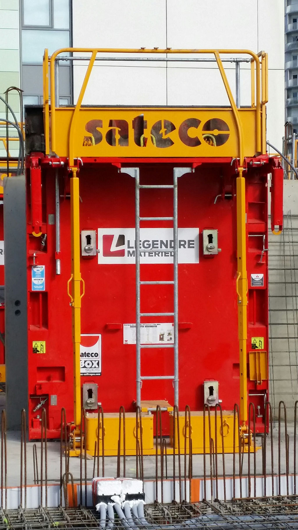 Banche SC 1015 BOX RS - CHANTIER LEGENDRE NEW AIR