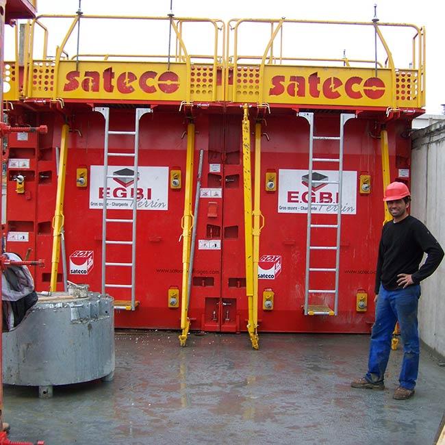 Banche SC 1015 BOX - CHANTIER EGBI CLERMONT